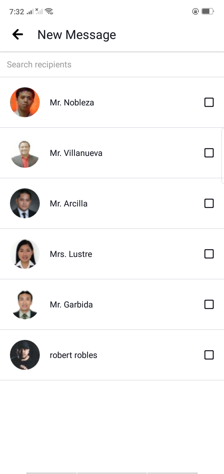 List on Android by Edmodo from UIGarage