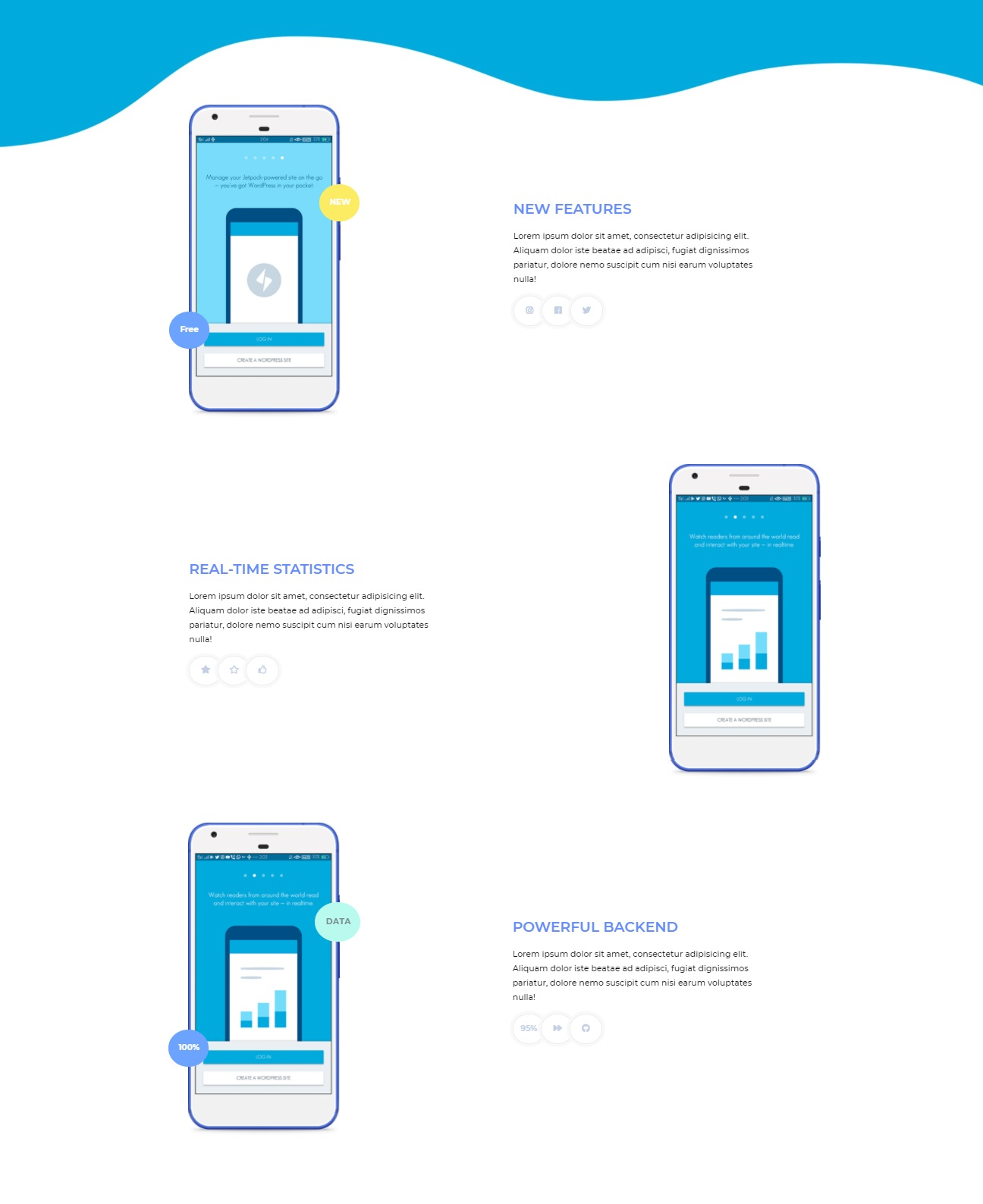 Features on Web by App from UIGarage