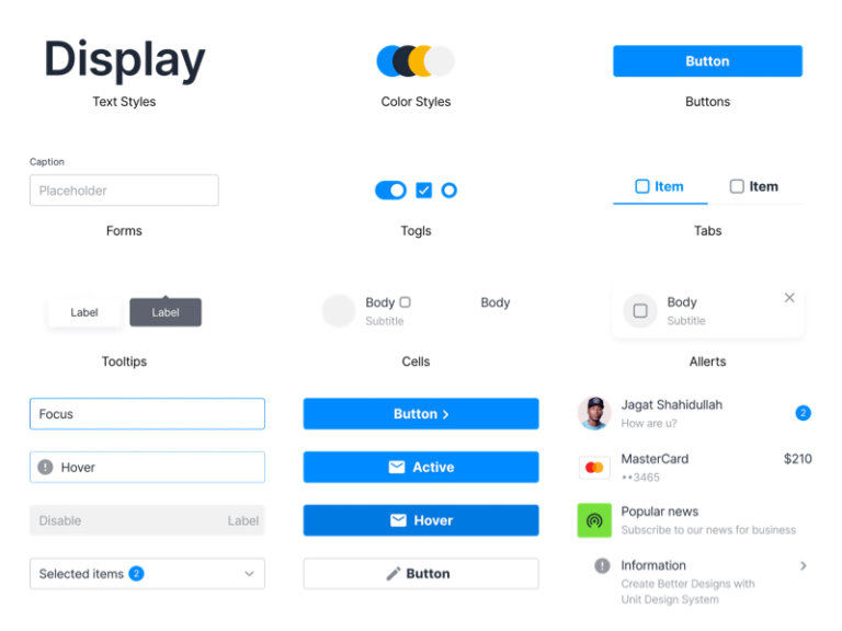 7 Best Material UI Kits for 2020 from UIGarage