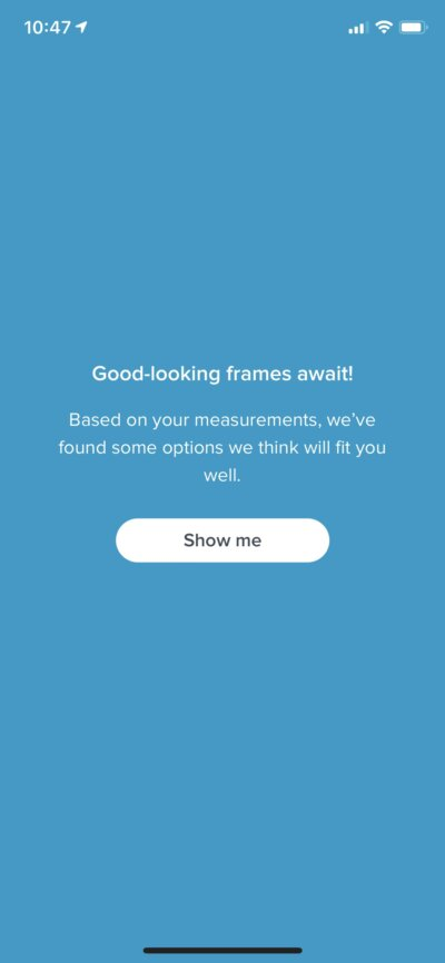Ask Permission on iOS by Warby Parker from UIGarage