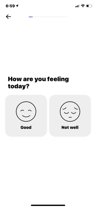 Feeling on iOS by How We Feel from UIGarage
