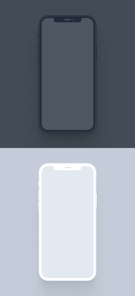 iPhone 12 Pro Free Mockup for Figma from UIGarage