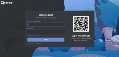 Login on Web by Discord from UIGarage