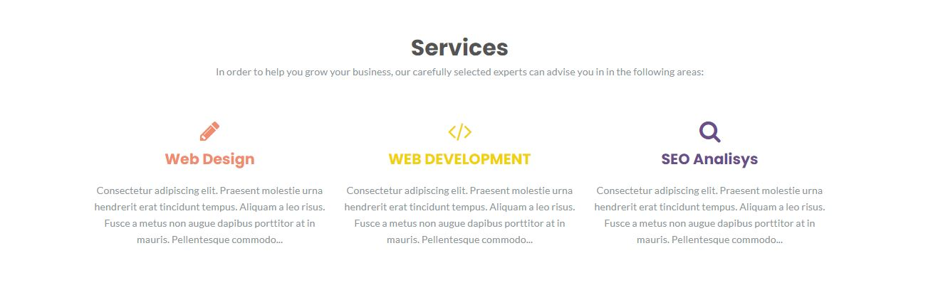 Services on Web by illdy from UIGarage