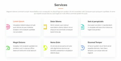 Services on Web by Valera from UIGarage