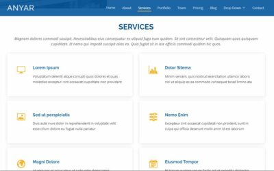 Services on Web by Anyar from UIGarage