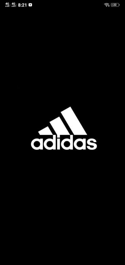Splash Screen on Android by Adidas from UIGarage