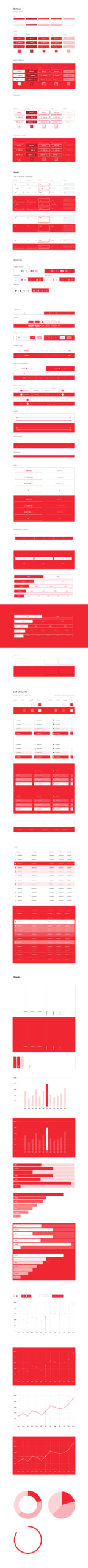 BUIK Free UI Kit for Figma from UIGarage