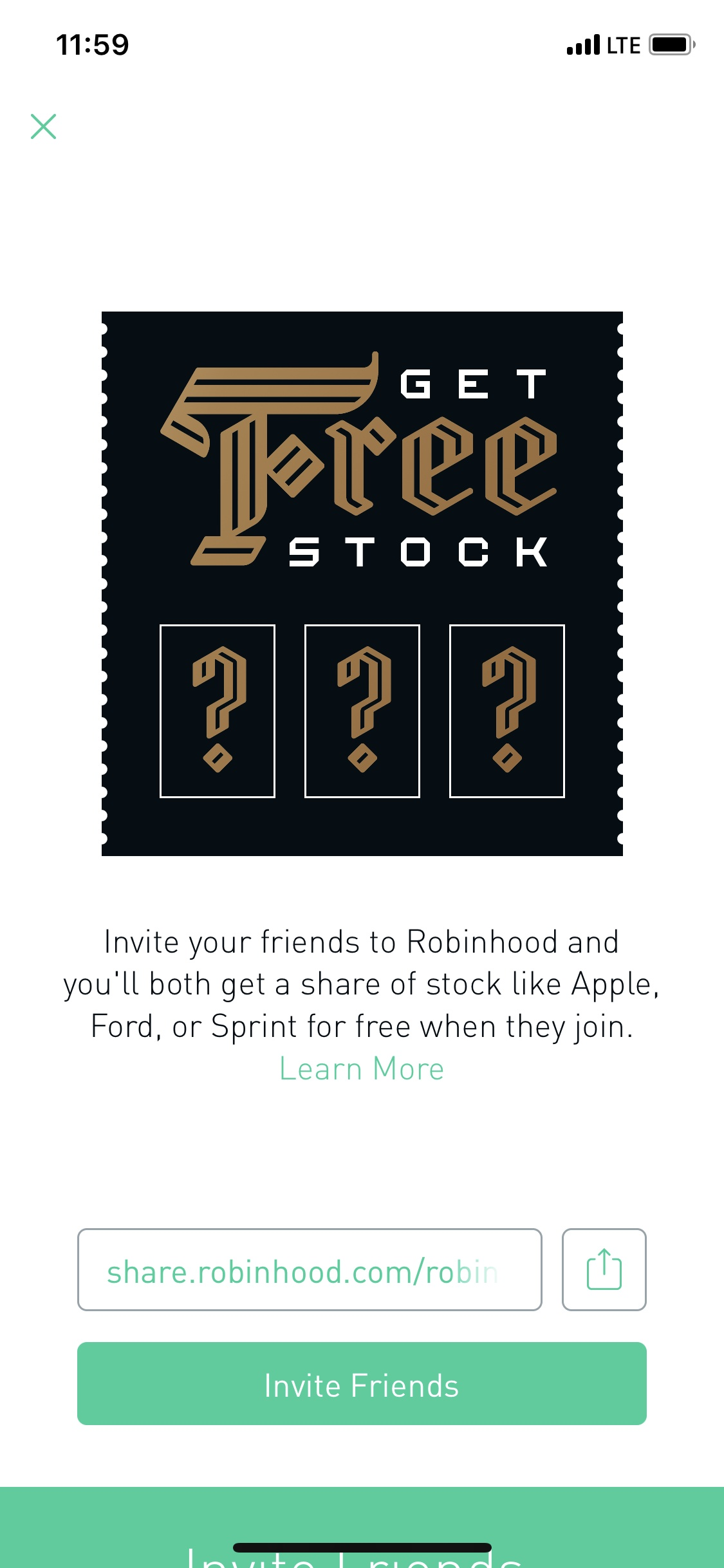 Sharing on iOS by Robinhood from UIGarage