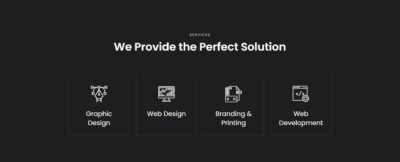 Services on Web by Oraxol from UIGarage