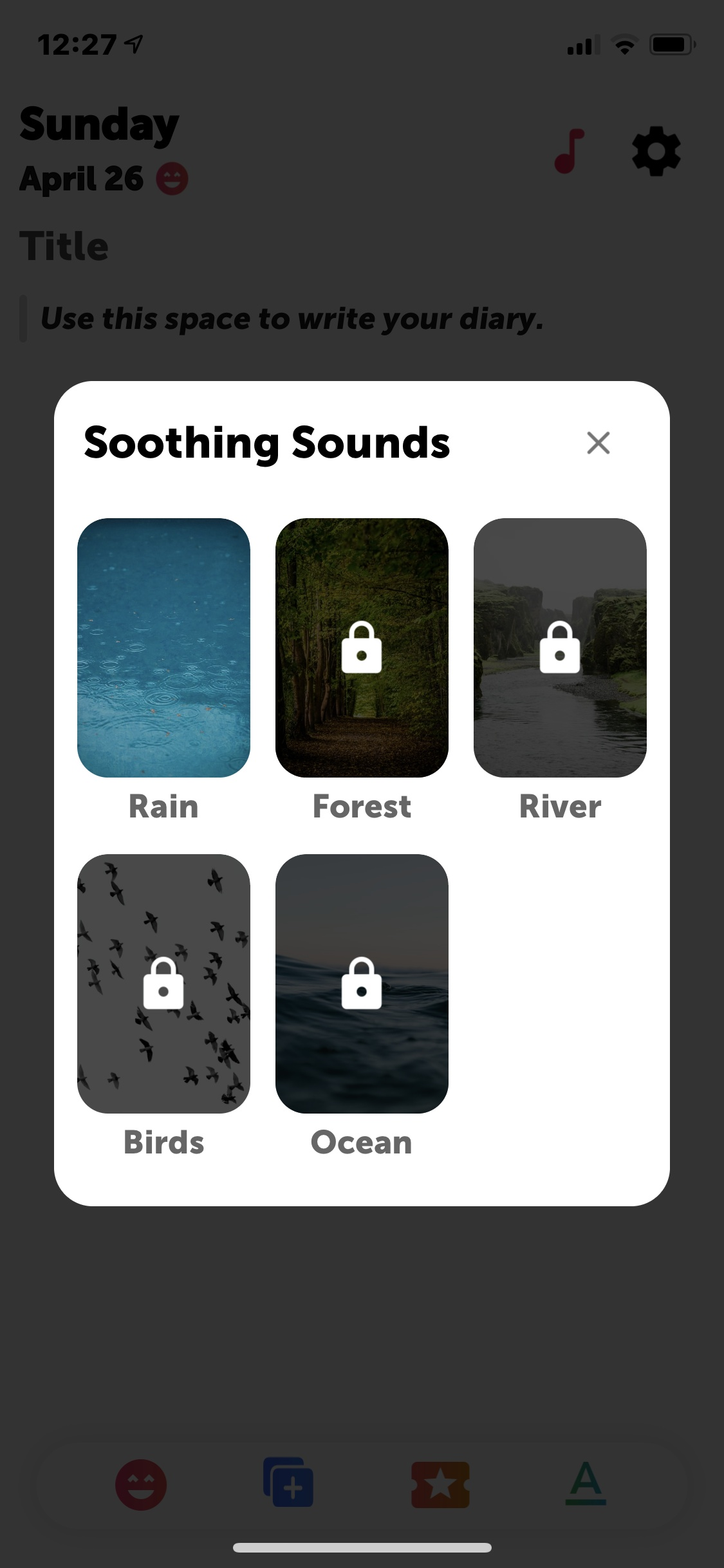 Sounds on iOS by Miary from UIGarage