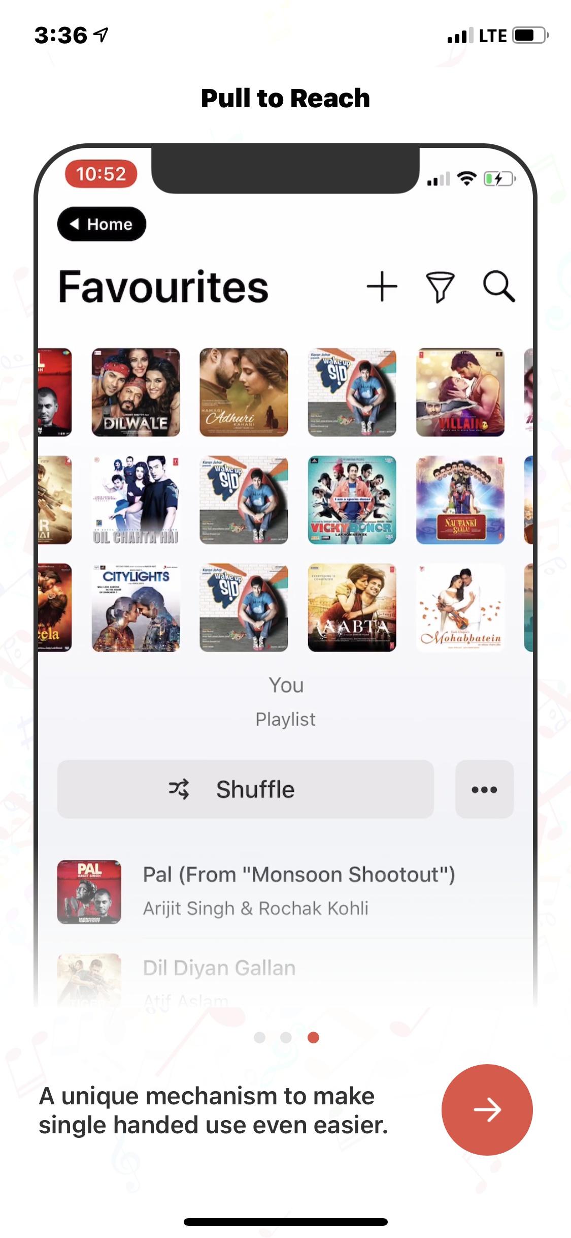 Walkthrough on iOS by Soor from UIGarage
