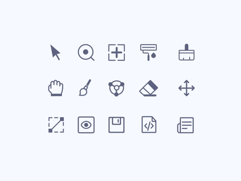 UI Icons Pack from UIGarage
