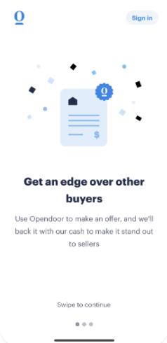 Walkthrough on iOS by Open Door from UIGarage